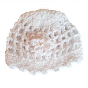 Baby handcrochet cap