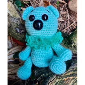 Keepsake Teddy Hand crochet